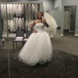 Davids Bridal Princess Dress